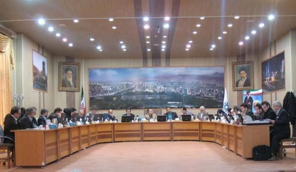 قانون پایستگى خدمت در شورای شهر
