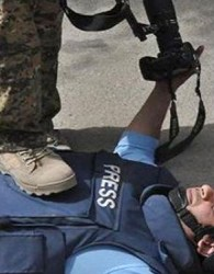 پاکستان خطرناکترین کشور برای خبرنگاران در سال 2014