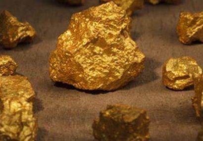 کشف نیم تن سنگ طلای قاچاق در ورزقان
