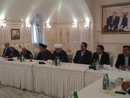 مراسم میلاد حضرت صاحب الزمان (عج) در باکو برگزار شد