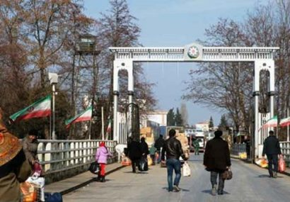 مسافرت شهروندان آذربایجانی به ایران ۷۹،۹ درصد افزایش یافت