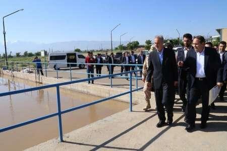 ۸۰۰۰ میلیارد ریال برای طرح انتقال آب ارس هزینه شده است