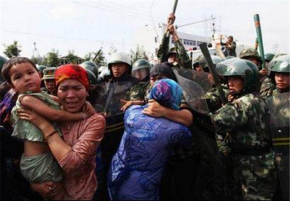 سرکوب مسلمانان سینکیانگ چین هر روز بیشتر میشود