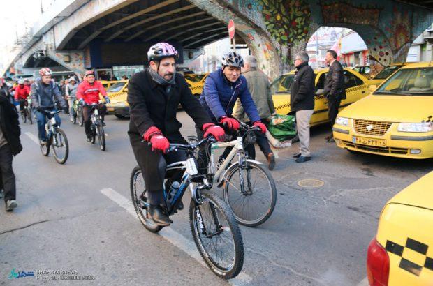 شهرداری تبریز مسیرهای ویژه دوچرخه سواری احداث میکند/ پا در رکاب، رو به جاده سلامت