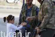 جانفشانی نیروهای ارتش ملی سوریه در عملیات چشمه صلح
