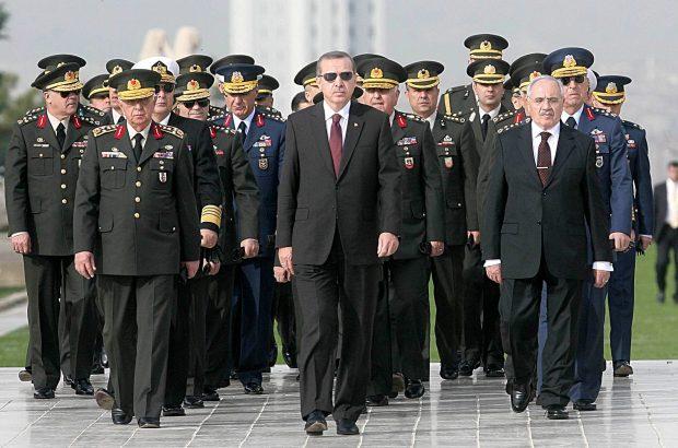 آغاز حملات ترکیه به شمال سوریه