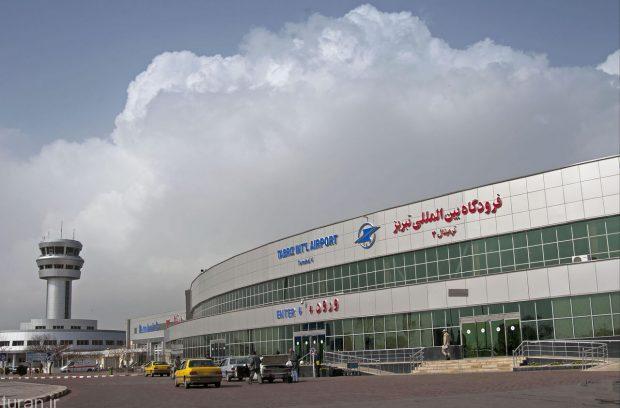 فرودگاه تبریز کانون پروازهای منطقه میشود