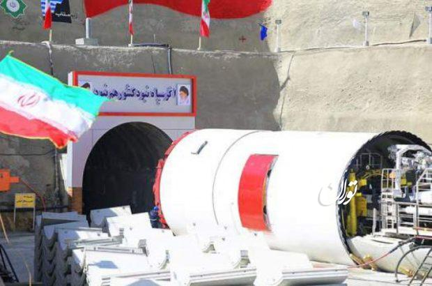 تونل انتقال آب به دریاچه ارومیه دی ماه امسال افتتاح میشود