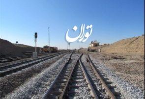 راه آهن میانه – تبریز تا پایان امسال تکمیل میشود