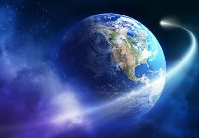 زمین سریعتر از ۵۰ سال پیش به دور خود میچرخد